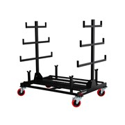 "Armorgard PipeRackâ""¢ Mobile Pipe Storage Rack"
