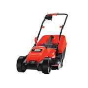EMAX32S Electric Rotary Lawnmower 32cm 1200 Watt 240 Volt