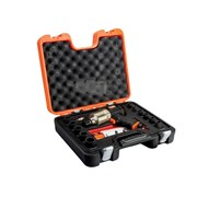 Bahco Impact Wrench Kit with Sockets 1/2in 10 to 24mm