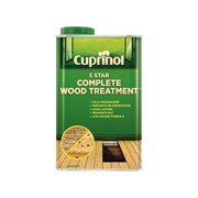5 Star Complete Wood Treatment