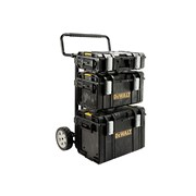 """DEWALT TOUGHSYSTEMâ""""¢ 4 In 1 Trolley & 3 DS Toolboxes"""