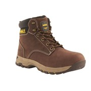 Carbon SBP Safety Boots Brown