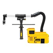D25302DH 36 Volt Dust Extraction System
