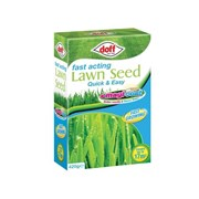 DOFF Fast Acting Magicoat Lawn Seed 420g