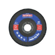 Faithfull Flap Discs 127mm
