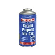 Faithfull Butane Propane Gas Cartridges