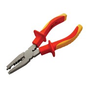 Faithfull VDE Electricians Pliers 160mm