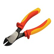 Faithfull VDE Heavy-Duty Diagonal Cutters 180mm