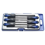 Faithfull Needle Rasp Set of 6