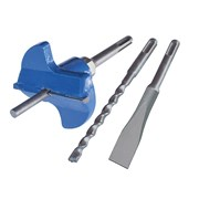 Faithfull SDS Plus Circular Cutter