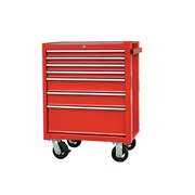 Faithfull Toolbox Roller Cabinet 7 Drawer