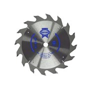 Faithfull Trim Saw Blade 150 x 10mm x 24T Fast Rip