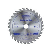 Faithfull Circular Saw Blade 250 x 16/25/30mm x 24T Fast Rip