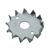 "Forgefix ""Dog Tooth Washers, Zinc Plated"""