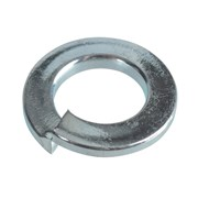Forgefix Spring Washers DIN127 ZP, Forge Pack