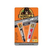 Gorilla Glue Gorilla Weld Steel Bond 2-Part Epoxy 2 x 14ml