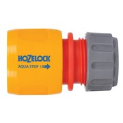 Hozelock 2185 AquaStop Connector for 12.5 - 15mm (1/2 - 5/8in) Hose
