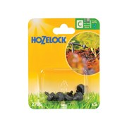 Hozelock End Line Pressure Dripper 4mm/13mm (5 Pack)