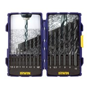 IRWIN Pro Drill Set HSS Set of 15