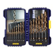 IRWIN Pro Drill Set Turbo Max Set of 15