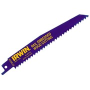 IRWIN Sabre Saw Blades 656R Nail Embeded Wood