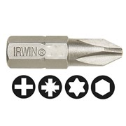 IRWIN Phillips Screwdriver Bits