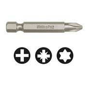 IRWIN Phillips Power Screwdriver Bits