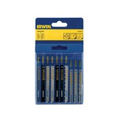 IRWIN Jigsaw Blade Set Assorted 10 Piece Set