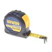 IRWIN Professional Pocket Tape 5m/16ft (Width 19mm) Bulk