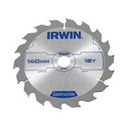 IRWIN Circular Saw Blade 160mm