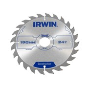 IRWIN Circular Saw Blade 190mm