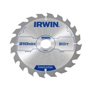 IRWIN Circular Saw Blade 210mm
