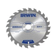 IRWIN Circular Saw Blade 230mm
