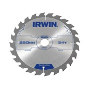 IRWIN Circular Saw Blade 250mm