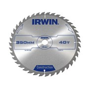 IRWIN Circular Saw Blade 350mm