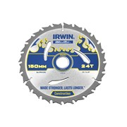 IRWIN Weldtec Circular Saw Blade 150mm
