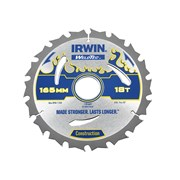 IRWIN Weldtec Circular Saw Blade 165mm