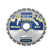 IRWIN Weldtec Circular Saw Blade 184mm