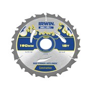IRWIN Weldtec Circular Saw Blade 190mm