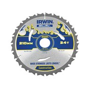 IRWIN Weldtec Circular Saw Blade 210mm