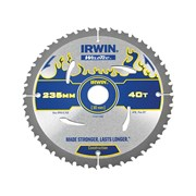 IRWIN Weldtec Circular Saw Blade 235mm