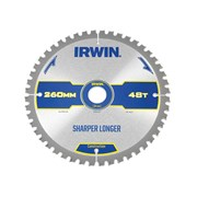 IRWIN Construction Circular Saw Blade 260mm