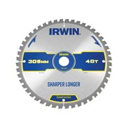 IRWIN Construction Circular Saw Blade 305