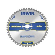 IRWIN Construction Circular Saw Blades 300mm