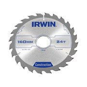 IRWIN Professional Circular Saw Blade 160 x 30mm x 24T - Wood