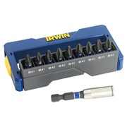 IRWIN Impact Screwdriver Bit Set of 10 Phillips