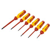 IRWIN VDE Pro Comfort Screwdriver Set of 6