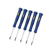 IRWIN Precision Screwdriver Set of 5 SL PH