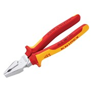 Knipex High Leverage Combination Pliers VDE Certified Grip