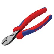 Knipex X-Cut Compact Diagonal Cutters Multi Component Grip 160mm